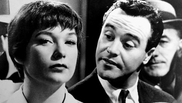 Shirley MacLaine Jack Lemmon Billy Wilder The Apartment