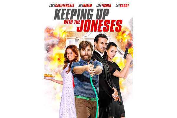 Keeping Up With Joneses