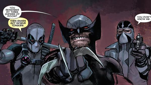 Deadpool Joins Uncanny X Force