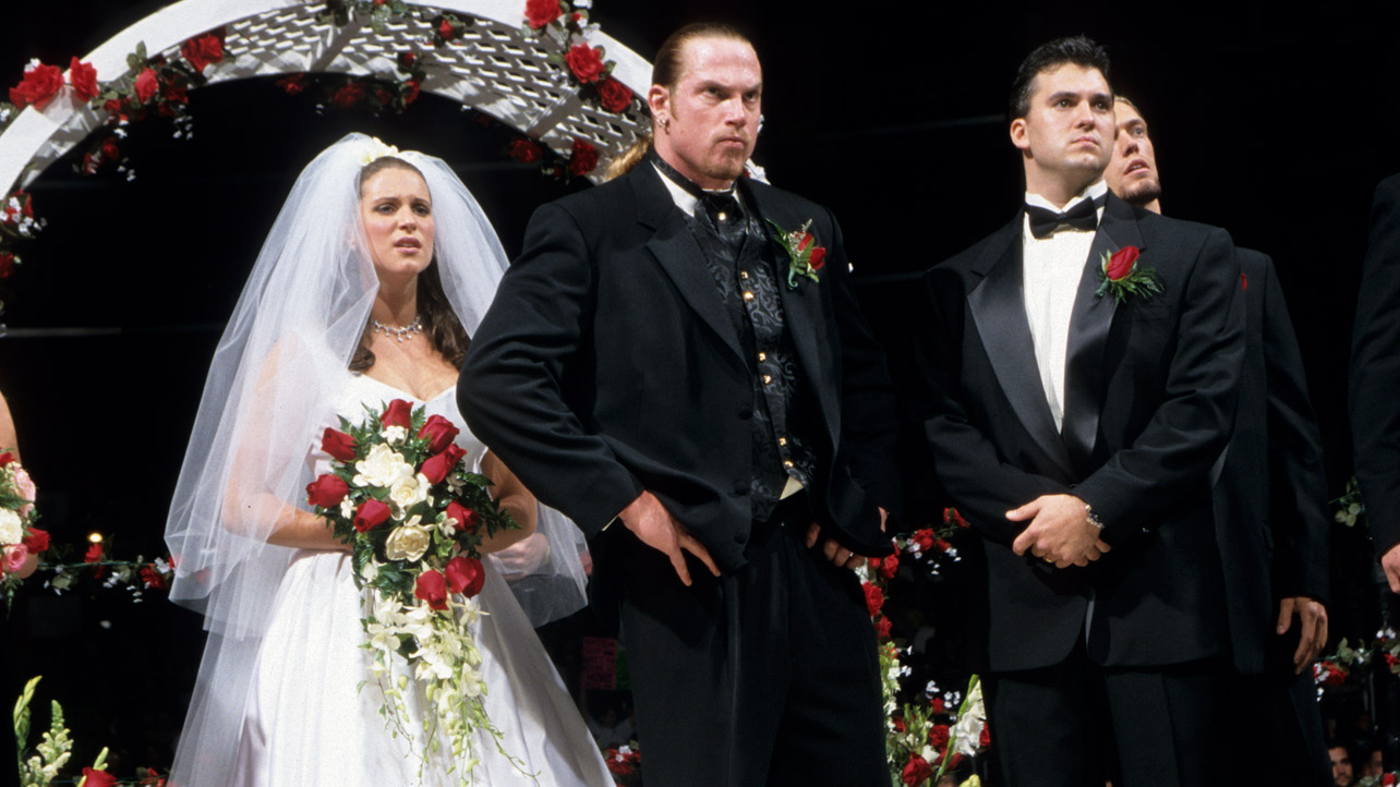 10 WWE Wrestlers Stephanie McMahon Has Emasculated Page 10