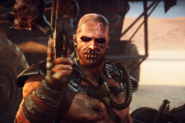 Lord Scabrous Scrotus Mad Max