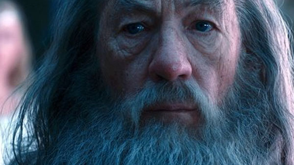 Sir Ian McKellen The Hobbit