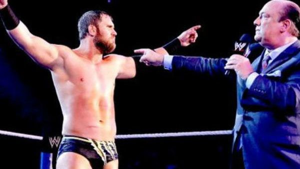Curtis Axel Paul Heyman