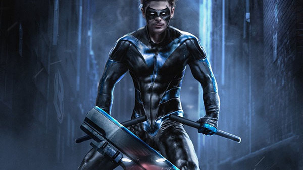 Zac Efron Nightwing