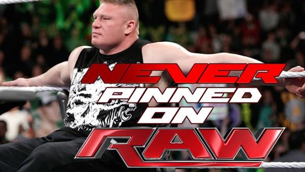 Brock Lesnar Raw