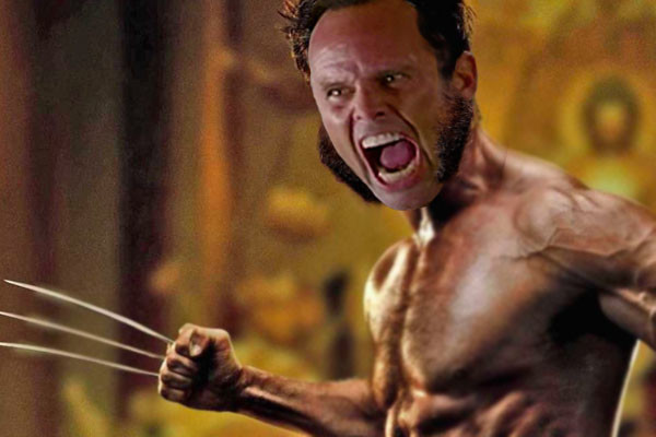 best actor to play wolverine