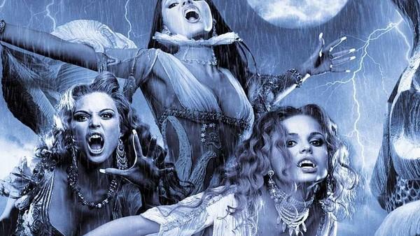 Van Helsing Draculas Brides