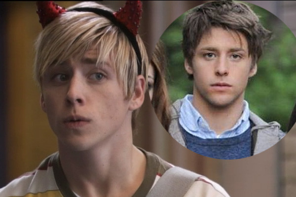 Boob redhead is mitch hewer really gay with