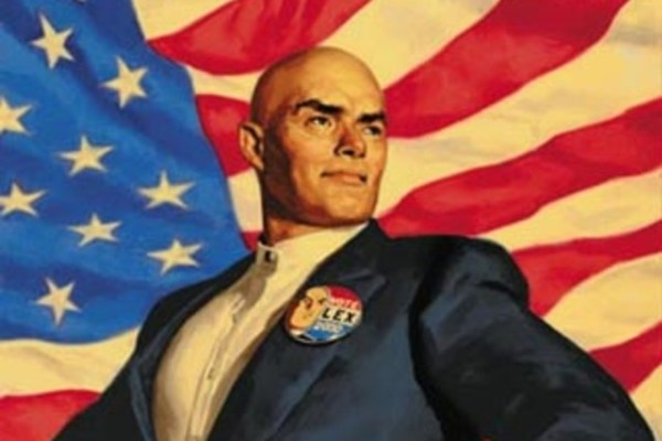 Lex Luthor Flag