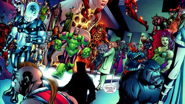 Lex Luthor Power Suit