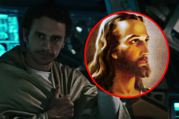 Alien Covenant James Franco Jesus