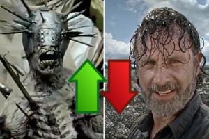 The Walking Dead New Best Friend Ups Downs