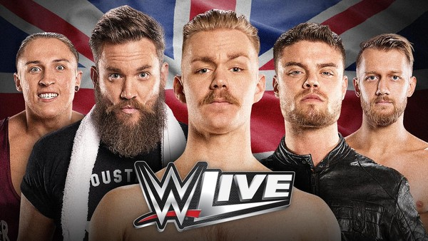 8a17ce4fd828 WWE UK Tournament Wrestlers To Work UK Tour In May