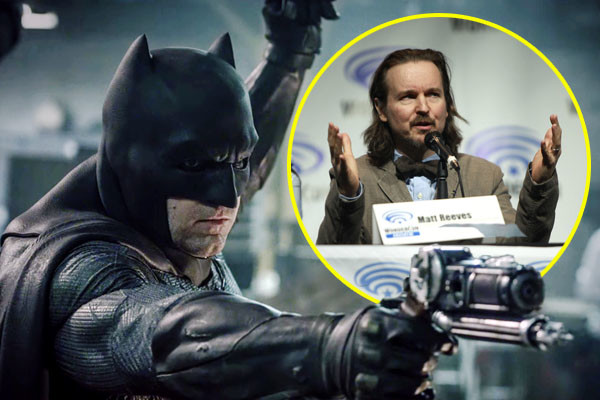 Ben Affleck Confirmed He Is Not Directing 'The Batman'
