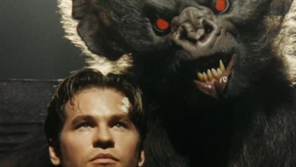 Batman Forever Giant Bat Val Kilmer