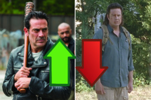 The Walking Dead Episode 11 Ups Downs