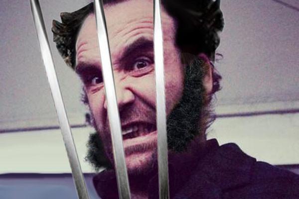 Rory McCann Wolverine