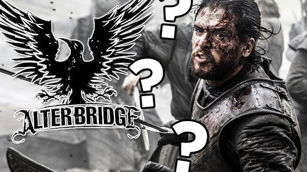 Alter bridge game of thrones