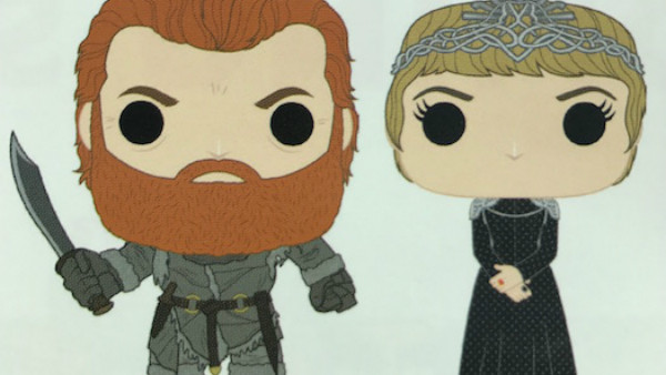 Game Of Thrones Funko Pops Tormund Cersei