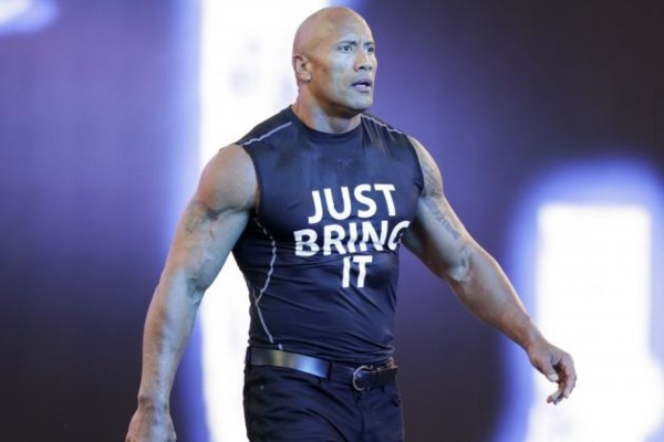 Images Of The Rock Wwe: Vince McMahon Fires The Rock Before WWE Raw Goes On Air