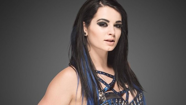 paige wwe released