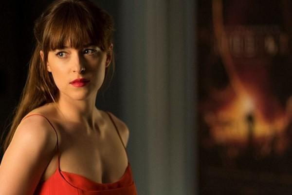 Fifty Shades Darker Dakota Johnson Riddick