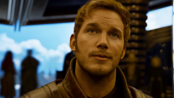 Star-Lord Guardians Of The Galaxy Vol 2