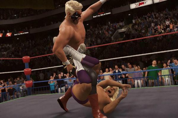 WWE 2K17 HOF