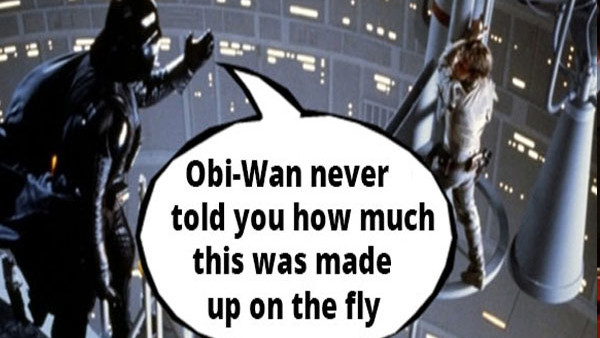 Star Wars On The Fly