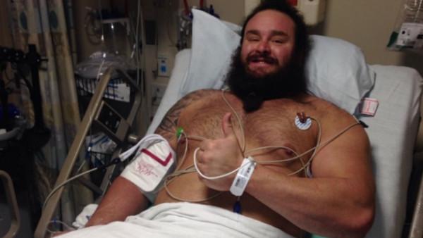 Braun Strowman 2 surgery