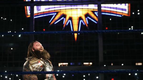 Bray Wytt Elimination Chamber WWE Champion