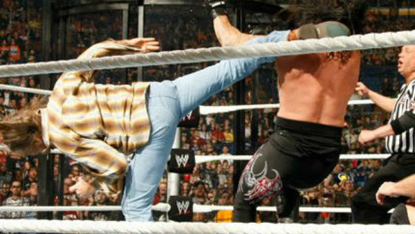 Edge Elimination Chamber World Heavyweight Championship
