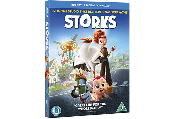 Storks Featured