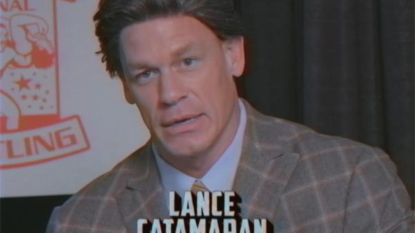 Southpaw Regional Wrestling John Cena Lance Catamaran 2