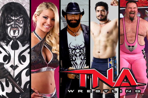Tna Worst Wrestlers Feature