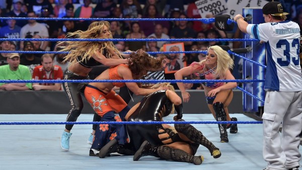 SmackDown Women's Division