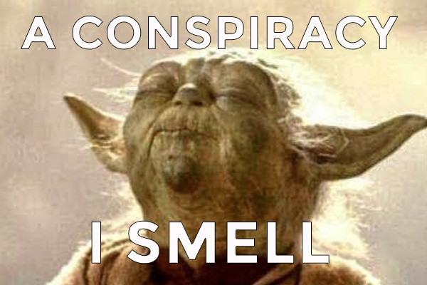 Star Wars YODA CONSPIRACY