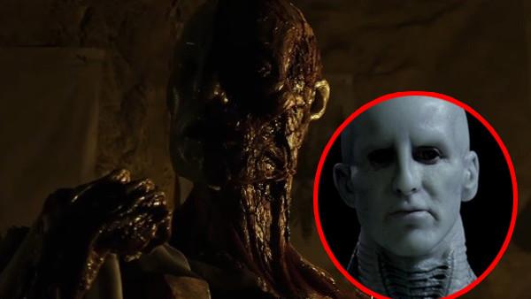 Alien Covenant Prometheus Engineer