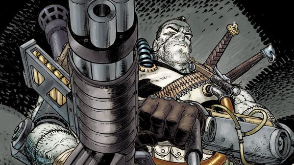 Punisher Frankencastle