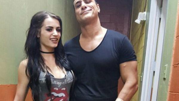 Paige Alberto Del Rio