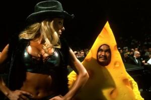 Trish Stratus Wrestlemania Cheese