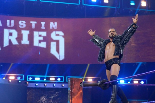 Raw Austin Aries