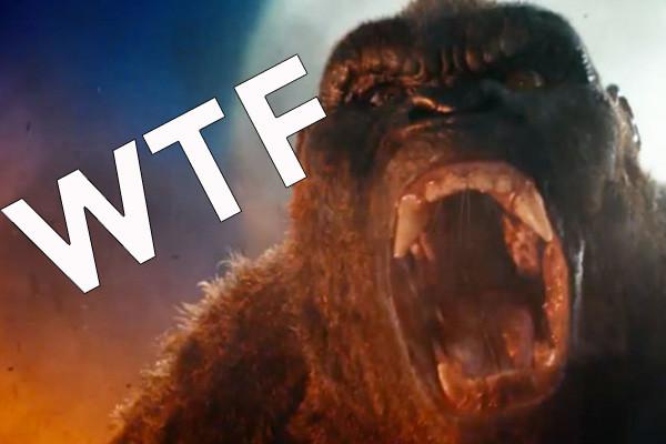 King Kong WTF
