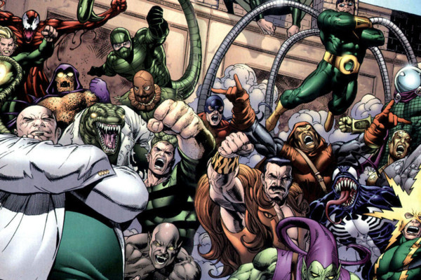 man s greatest enemy From hydro-man to venom, we rank spider-man's 25 best villains of all time.