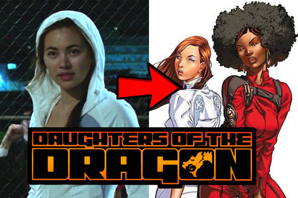 Colleen Wing Daughters Of The Dragon