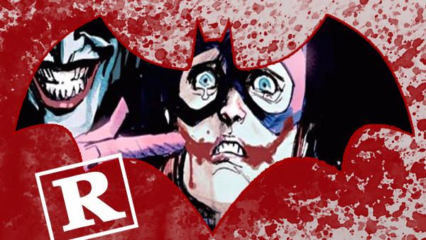 The Batman Joker R Rated
