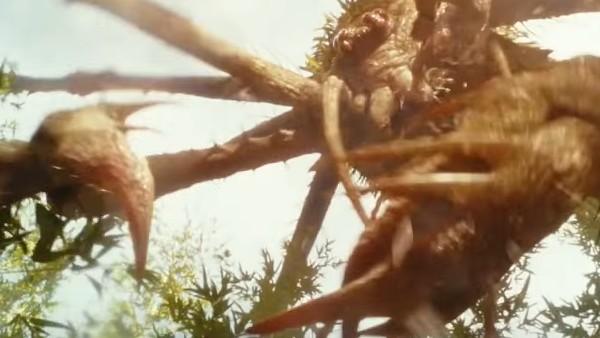 Kong Skull Island Spider