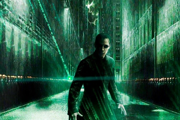 The Matrix Revolutions Agent Smith Neo