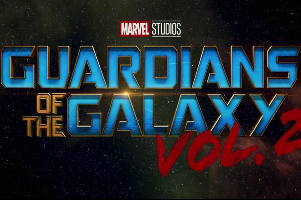 Guardians Vol 2 Logo