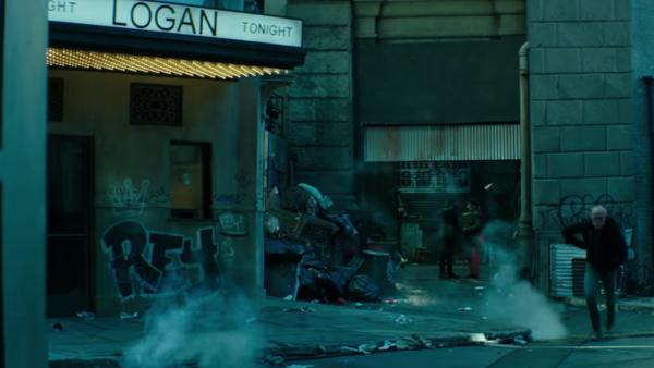 Deadpool Logan Cinema